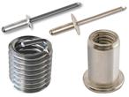 Blindnitter, værktøj og Gevindspiraler