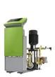 Trykholde- og afgasningsanlæg