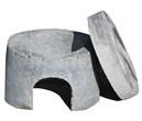 Betonkegler/-dæksler/-topringe