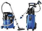 Støvsugere og rengøringsmaskiner